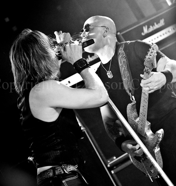 Paradise City and Warrant at the Grizzly Rock, Lakewood, Colorado 072812 by Jason Claypool