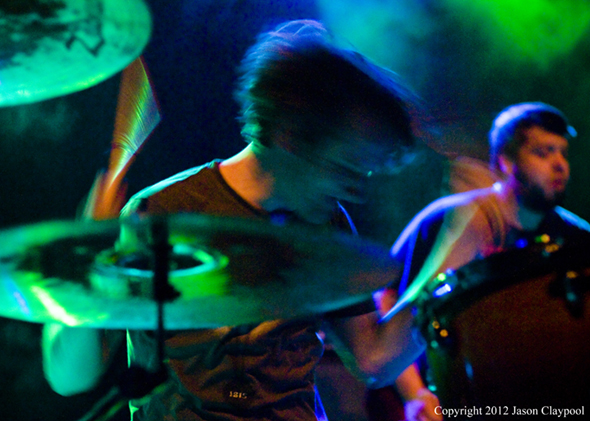 Pena, Native Daughters and Russian Circles at the Bluebird Theater 070212