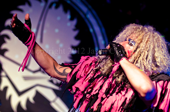 Hairball at the Grizzly Rock, Lakewood, CO 081012 by Jason Claypool
