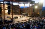 Easter Sunrise Service 2013 at Red Rocks Amphitheater, Morrison, Colorado 031313 by Jason Claypool